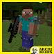 Guns MCPE MOD by Archimods