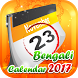 Bengali Calendar 2017 by Bananalife