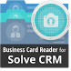 Free Business Card Reader for Solve CRM by MagneticOne Mobile