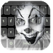 Creepy Clown Keyboard Theme by Keyboard Theme Factory