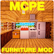Furniture Mod For MCPE by ⚜lucky apps⚜