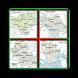 ম্যাপ জেলা ও উপজেলার by Bangla App Lab