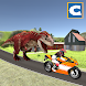 Bike Racing in Dino World by Clans