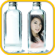 Bottle Glass Photo Frames by Insa Softtech
