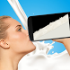 Virtual Drink Milk Simulator by sagaapps
