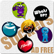 Stickers & Smileys - Ad Free by Smart Media Apps