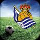 Real Sociedad Liga Gol by Giraldez.es
