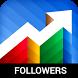 Followers by Social Reflect LLC