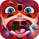 Ladybug Dentist - Salon Doctor Kids Game by XCE DocGames