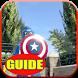 Guide Key for Lego Captain America by Rodney Majesty