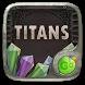 Titans GO Keyboard Theme by GO Keyboard Dev Team