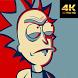 Rick fanart Wallpapers by Korn Games