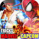 New Marvel Super Heroes VS Capcom Tricks