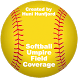 Softball Umpires Field by Huni Hunfjord