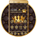 Luxury Gold King Theme by Hot Launcher