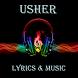 Usher Lyrics & Music by SizeMediaCo.