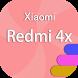 Theme for Xiaomi Redmi 4x by Theme land