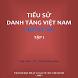 Tiểu sử Danh Tăng Việt Nam 1 by Tiểu Vũ