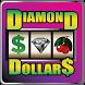 Diamond Dollar Slot Machine by Rich Apps, LLC