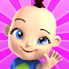 Baby Games: Babsy Baby Zoo by Kaufcom Games Apps Widgets