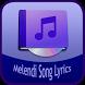 Melendi Song&Lyrics by Rubiyem Studio