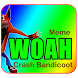 Woah Meme Bandicoot by James Maus
