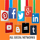 All Social Networks by VAPP Technology