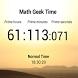 Prime Numbers Clock by Anders Björklund