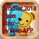 Crochet ideas step by step app by NandP