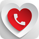 Heart Caller Screen - Love by Free Calling Apps
