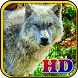 Cool Wolf HD Wallpapers by Alfarisqy
