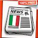 Notizie e Quotidiani Italia by DEvMob