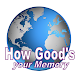 How Good's Your Memory