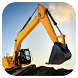 Heavy Excavator Crane 3D by Atlas Games