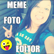 Criador de Meme ❤Foto Editor by Ivory Dust Developer