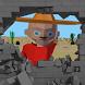 Smash donald's wall by Melting Stone
