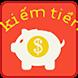 Thẻ Miễn Phí Kiếm Tiền Online by Kiem Tien Online