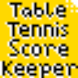 Table Tennis Score Keeper by Edmond C
