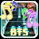 BTS Guitar Hero by CrownPunisherInc
