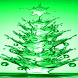 Green Christmas Tree LWP by Daksh Apps