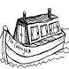 Narrowboat - Narrow Boat by Geoff Newton