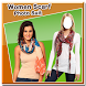 Women Scarf Photo Suit New by Poppy Apps