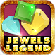 Jewels Switch Legend - Match 3 Puzzle by Wave Studio