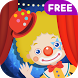Peekaboo Circus Free by Ducky Lucky Studio, LLC