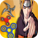Naru Fidget Spinner by GoldenApps Inc
