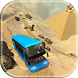 Offroad Desert Bus Simulator by Game Pixels Studio