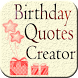Birthday Photo Quotes Creator by iDroidbd Tech