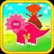 Dinosaur Bubble Pop Simulator by Puzzle Adventures Games