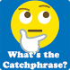 Catch Phrase Rebus puzzle game by WhatappNext