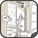 Sketch Cafe go launcher theme by IThemeShop